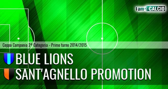 Blue Lions - Sant'Agnello Promotion