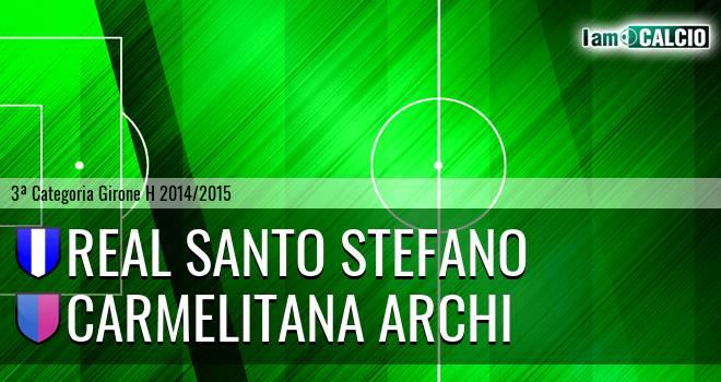 Real Santo Stefano - Carmelitana Archi