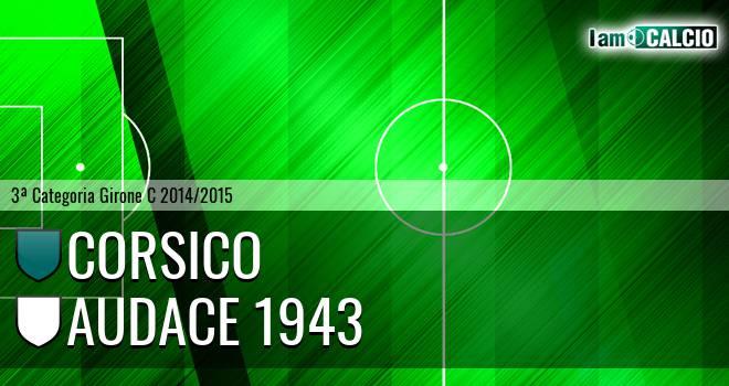 Corsico - Audace 1943