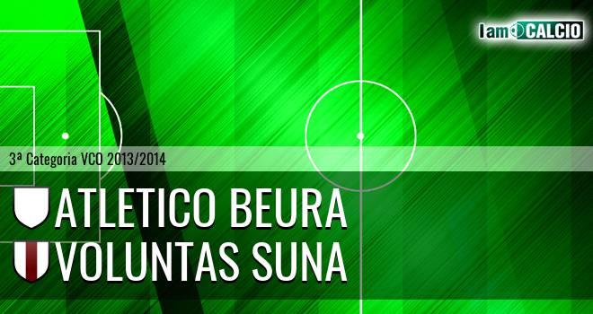 Atletico Beura - Voluntas Suna