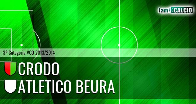 Crodo - Atletico Beura