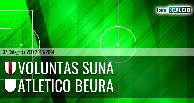 Voluntas Suna - Atletico Beura