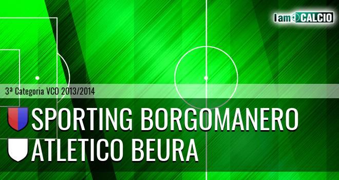 Sporting Borgomanero - Atletico Beura
