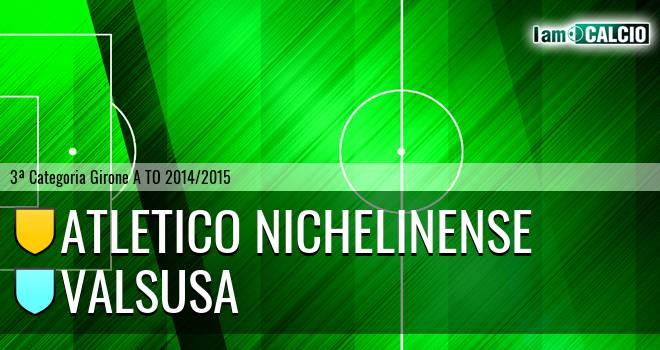 Atletico Nichelinense - Valsusa
