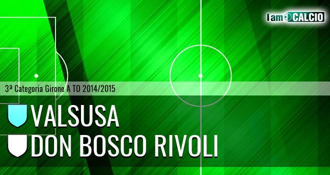 Valsusa - Don Bosco Rivoli