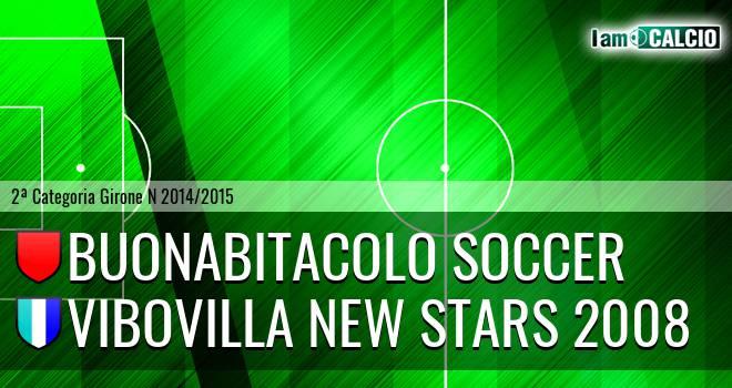 Buonabitacolo Soccer - Vibovilla New Stars 2008