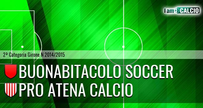 Buonabitacolo Soccer - Pro Atena Calcio