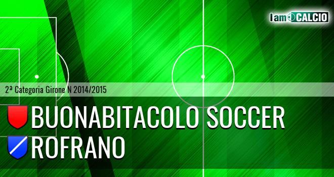 Buonabitacolo Soccer - Rofrano