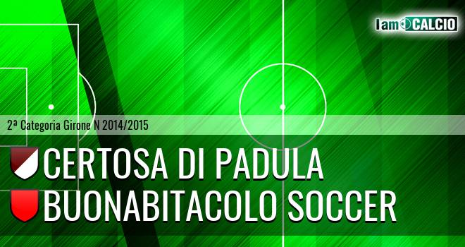 Turris Certosa - Buonabitacolo Soccer