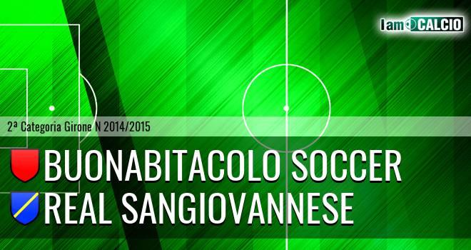 Buonabitacolo Soccer - Real Sangiovannese