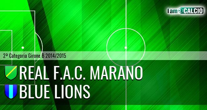 Real F.A.C. Marano - Blue Lions