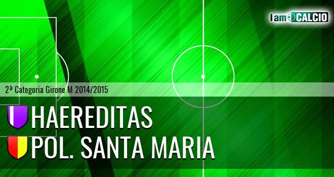 Haereditas - Pol. Santa Maria