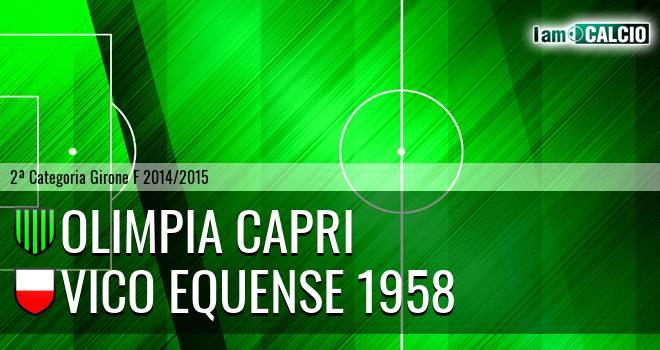 Olimpia Capri - Vico Equense 1958