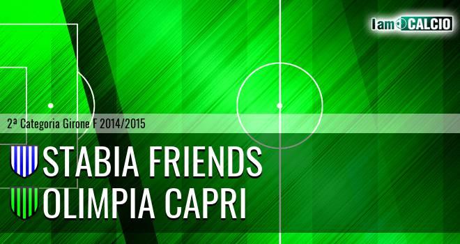 Stabia friends - Olimpia Capri