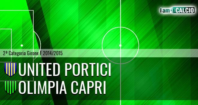 United Portici - Olimpia Capri
