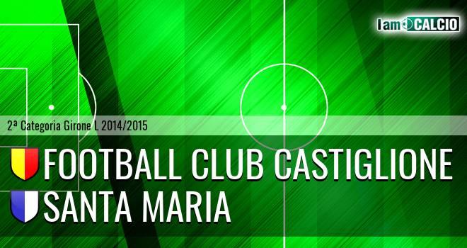 Football Club Castiglione - Santa Maria