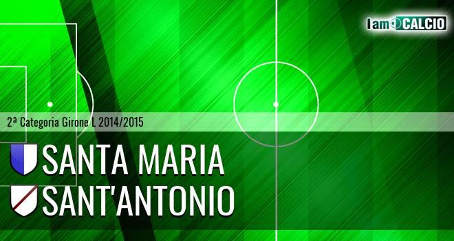 Santa Maria - Sant'Antonio