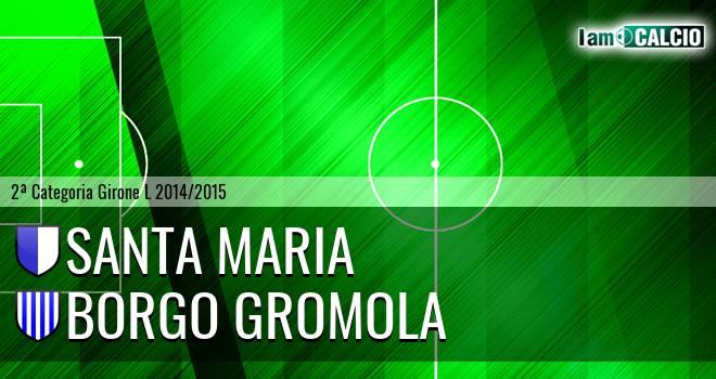 Santa Maria - Borgo Gromola