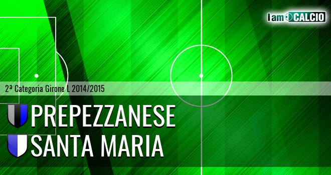 Prepezzanese - Santa Maria