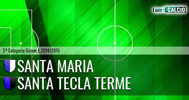 Santa Maria - Santa Tecla Terme
