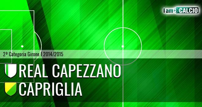 Real Capezzano - Capriglia
