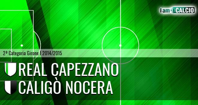 Real Capezzano - Caligò Nocera
