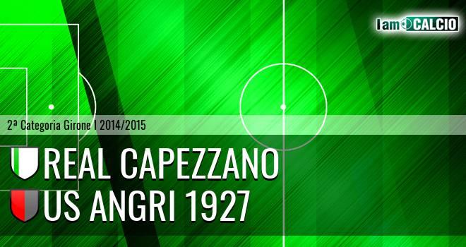 Real Capezzano - Us Angri 1927