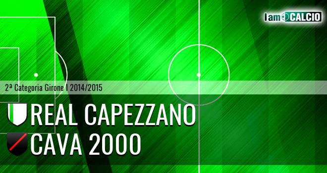 Real Capezzano - Cava 2000