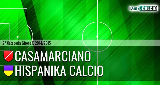 Casamarciano - Hispanika Calcio