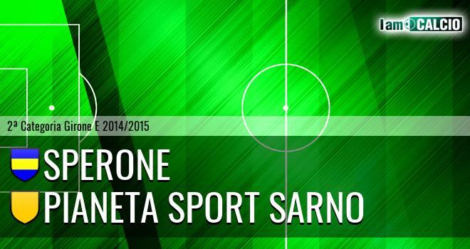 Sperone - Pianeta Sport Sarno