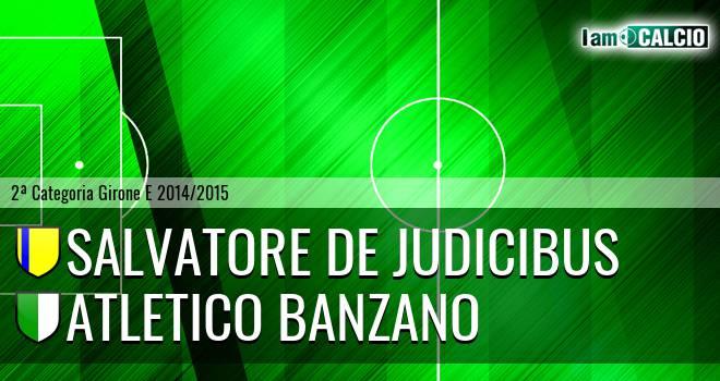 Salvatore De Judicibus - Atletico Banzano