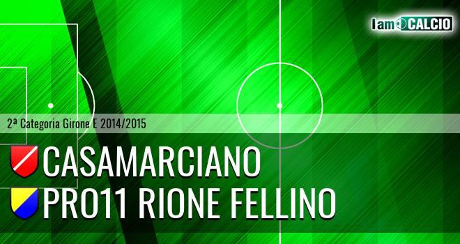 Casamarciano - Pro11 Rione Fellino