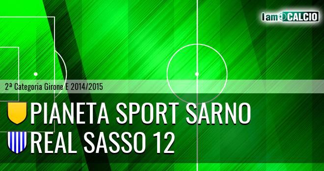 Pianeta Sport Sarno - Real Sasso 12