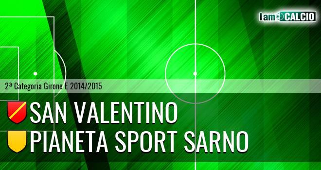 San Valentino - Pianeta Sport Sarno