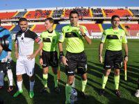 TARANTO-FRATTESE 3-0