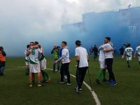 AFRO NAPOLI UNITED-NEAPOLIS 3-0