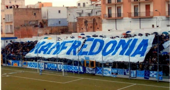 Il Manfredonia distrugge la Puteolana: 4-0 al Miramare