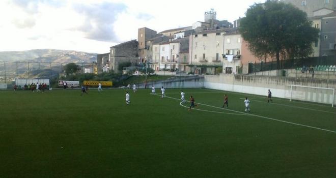 Juniores Nazionali: la cronaca di Campobasso 1 - 0 Sambenedettese