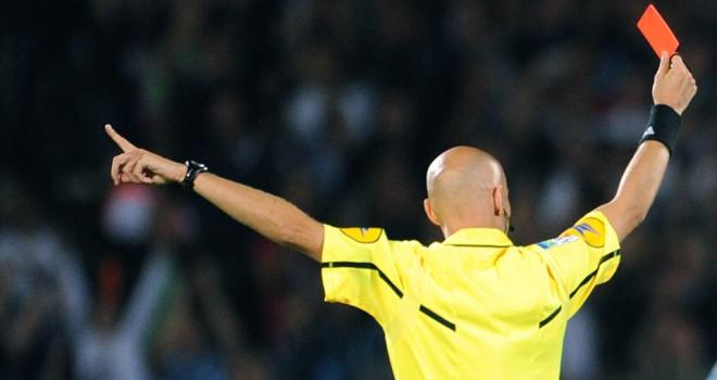 Arbitro aggredito: 3 anni di stop per 2 calciatori e mister del Casola
