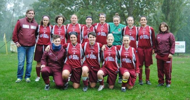 Romagnano femminile 2013-14