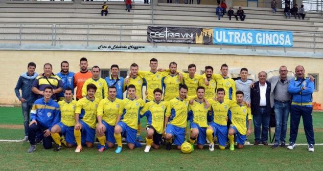Parma Club Ginosa: a San Pietro Vernotico il terzo ko
