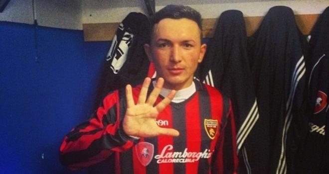 Ersid Pllumbaj, 15 gol in stagione