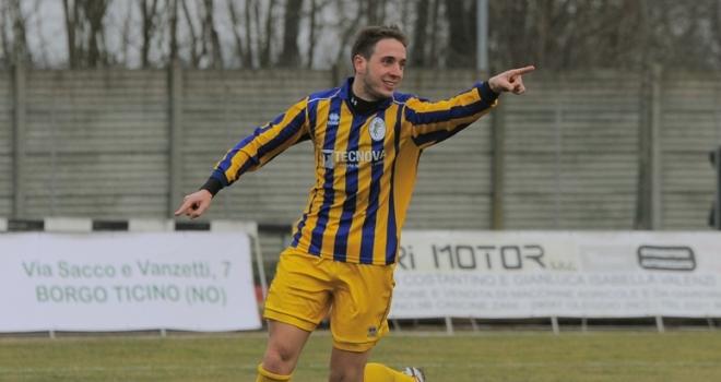 Marco Massaro, Sporting Bellinzago