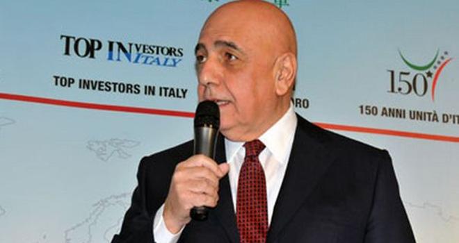 """Galliani: """"Sarri è un allenatore fantastico, lo volevo al Milan""""."""