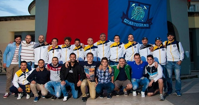 ASD Quartograd: Festa della riscossa dello sport popolare 2014