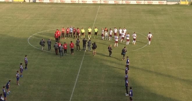 Foggia-Salernitana 1-1
