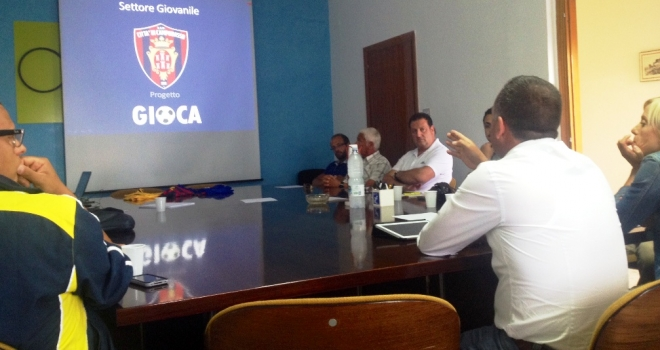 GIOCA a Campobasso: per la crescita della persona e del calciatore
