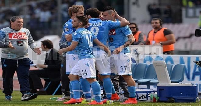 Niente derby: Napoli-Dnipro, Siviglia-Fiorentina
