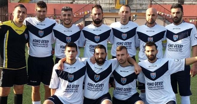 Pareggio a reti inviolate tra Arsenal Salerno e Boschese