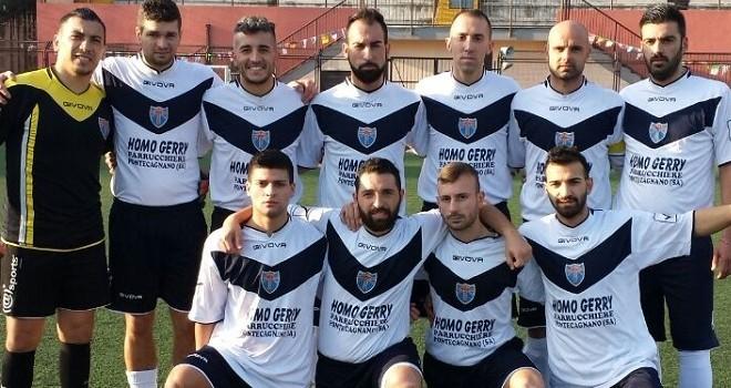 L'Arsenal Salerno batte di misura la Real Marchesa: termina 3-2